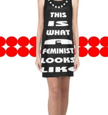 shift dress feminist