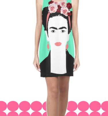 shift dress frida