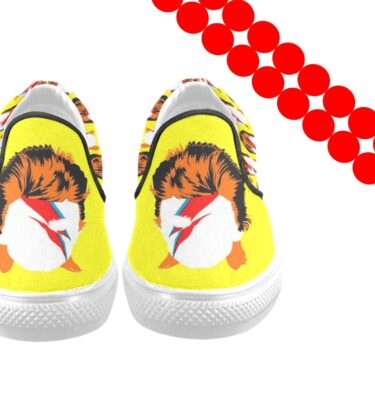 slip ons bowie