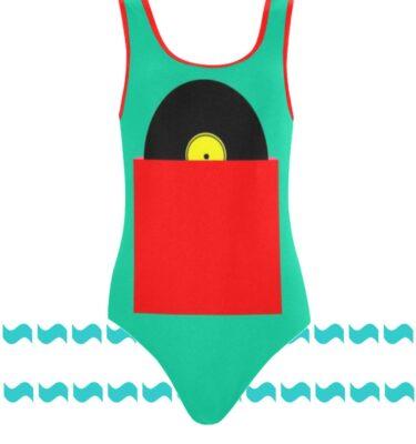 swimsuit record