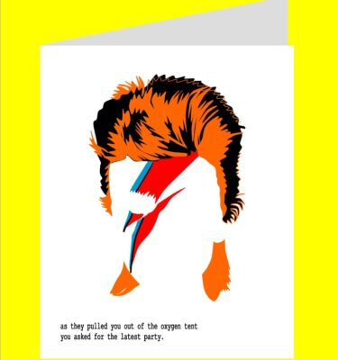 card mock up bowie