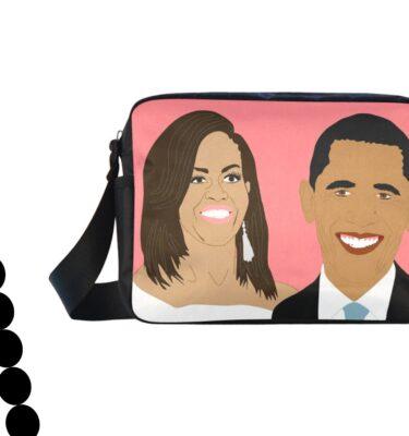 cross body bag obamas