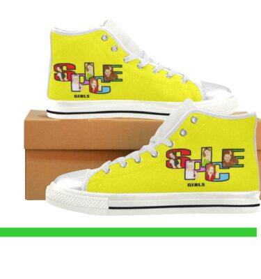kids shoes spicegirls