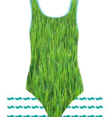 swimsuit grass