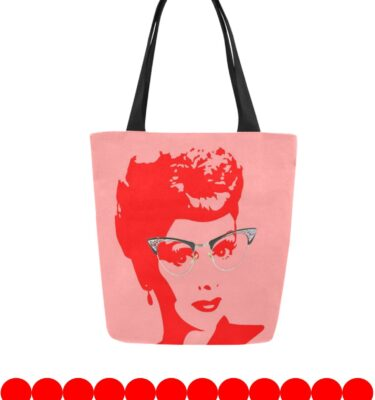 tote bag lucy