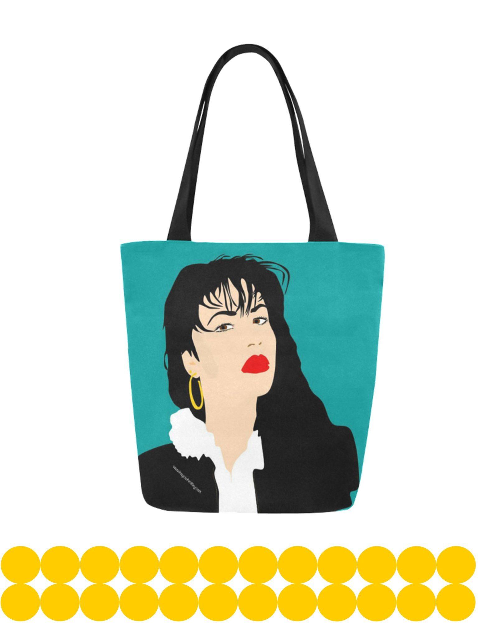 mexican madonna tote bag original illustration kayci garline wheatley. Black Bedroom Furniture Sets. Home Design Ideas