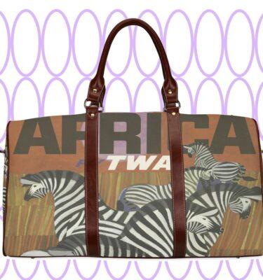 travel bag africa