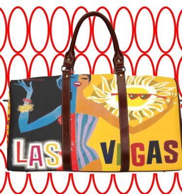 travel bag vegas